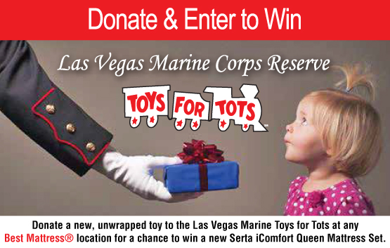 Las Vegas Toys For Tots : Our annual toys for tots toy drive best mattress best mattress