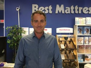 Brian, one of our sales managers at Best Mattress