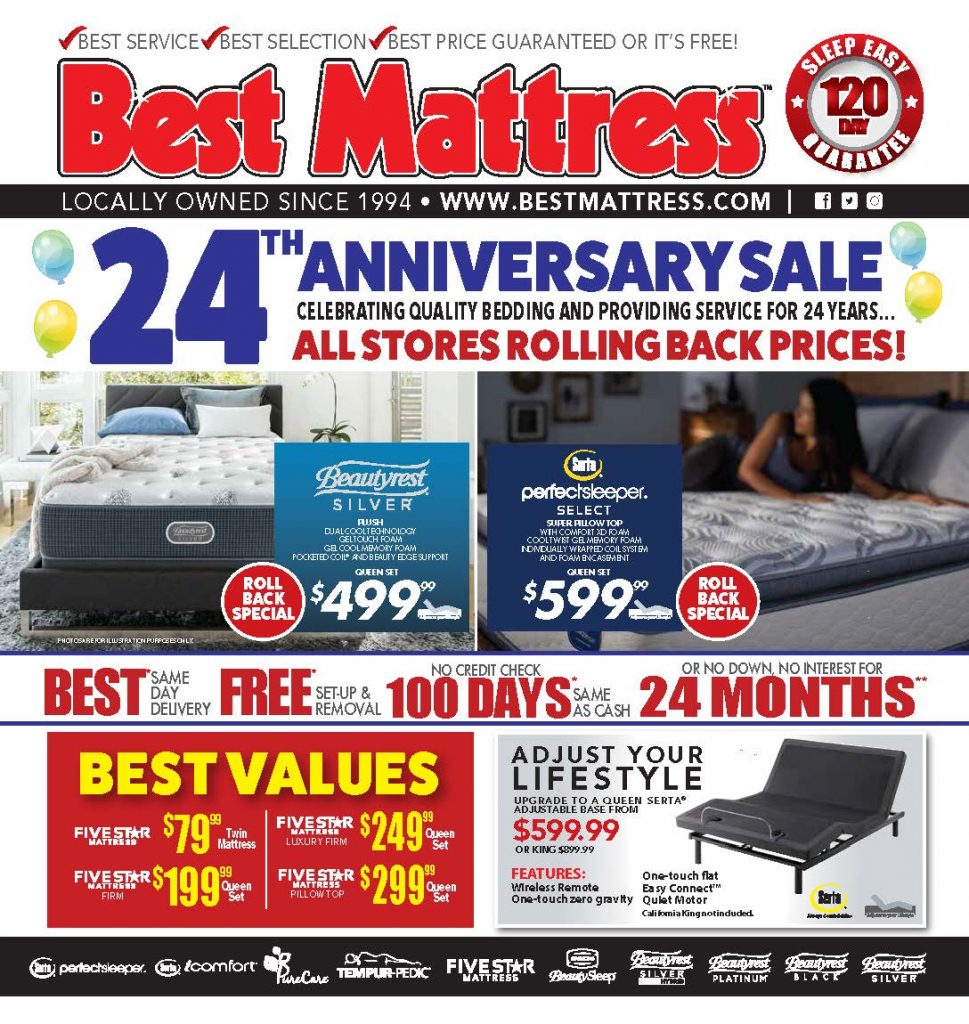 Mattress Sales In Las Vegas