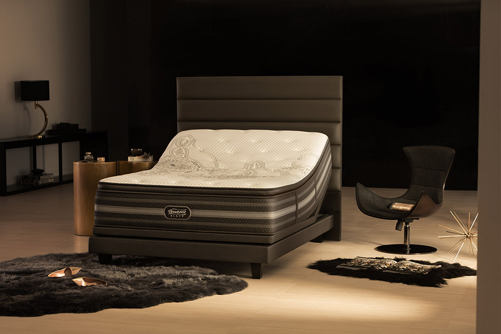 SmartMotion Base with Beautyrest Black from Best Mattress in Las Vegas and St. George