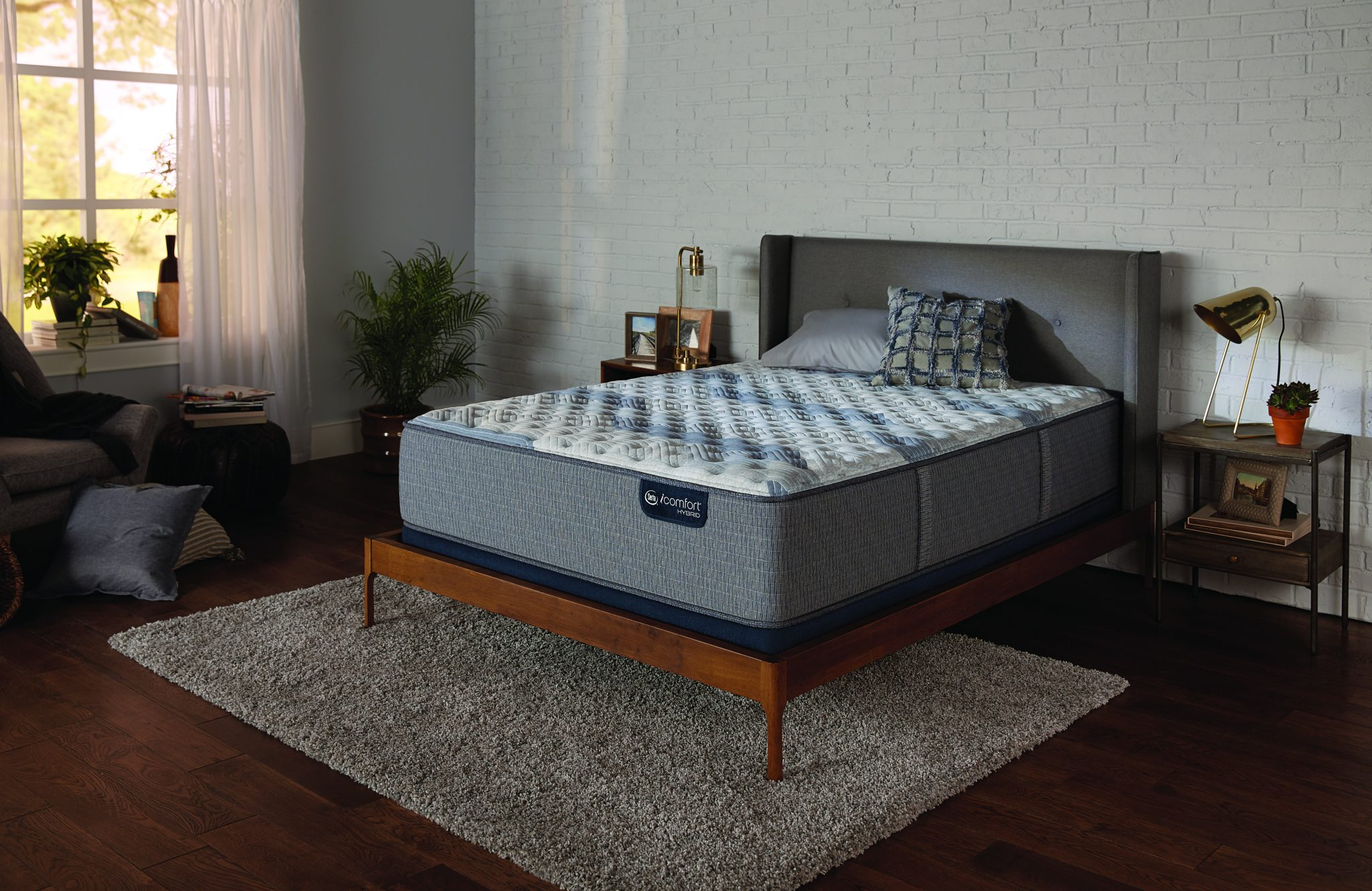 back icomfort bed inception store product tag directions serta icd the