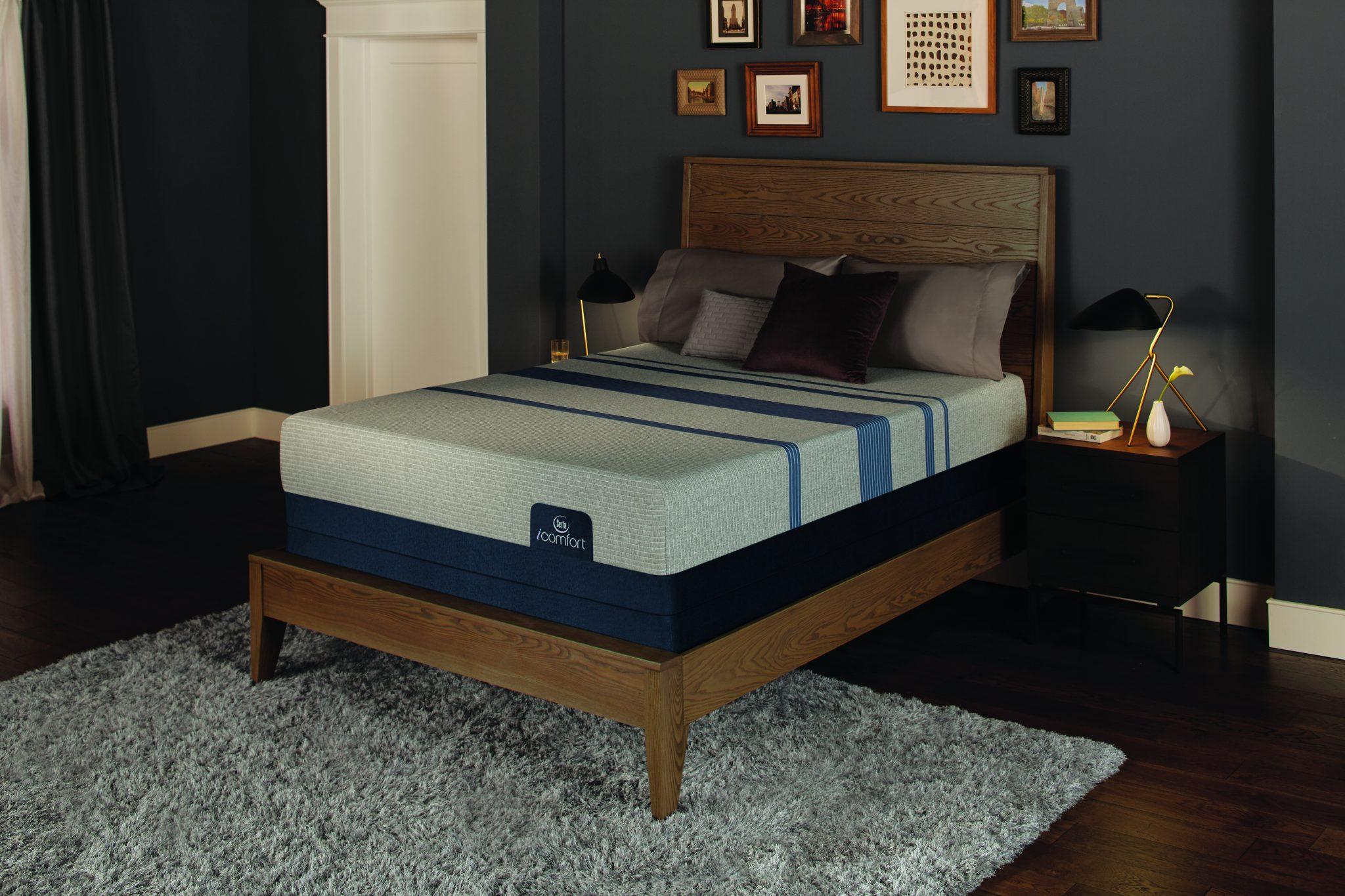 iComfort Blue Max 1000 Firm Mattress   Best Mattress   Las Vegas