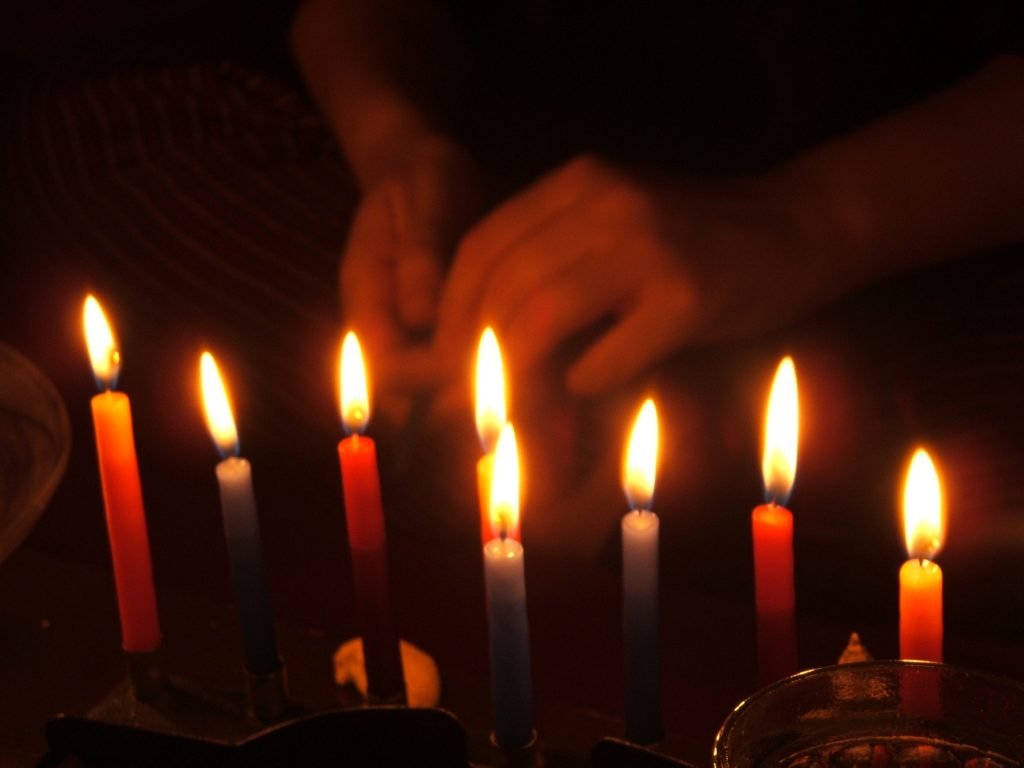 Happy Hanukkah from Best Mattress
