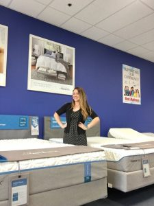 Melissa a manager of one of our Best Mattress Locations