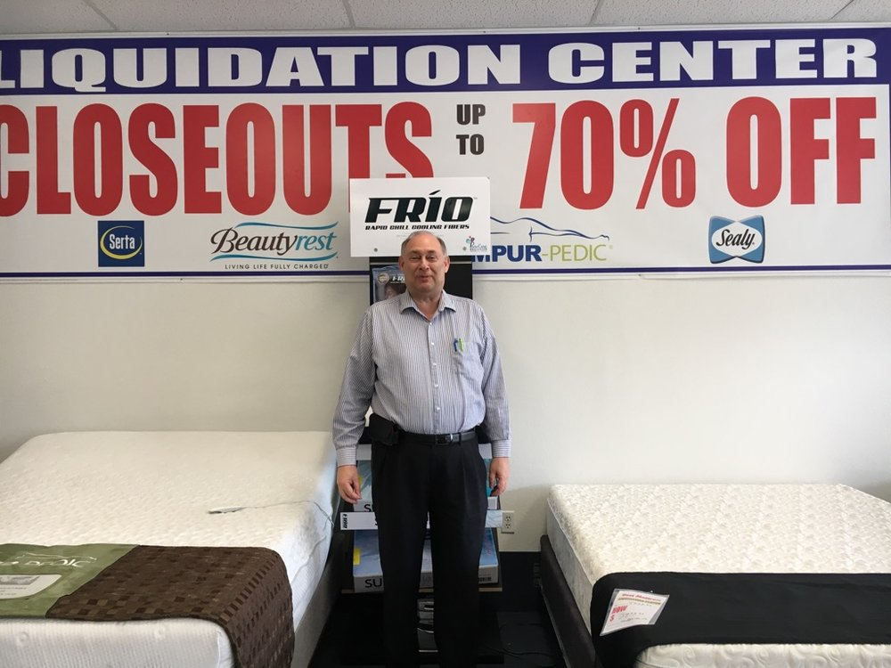 Stuart, one of Best Mattress' Sleep Experts in Las Vegas