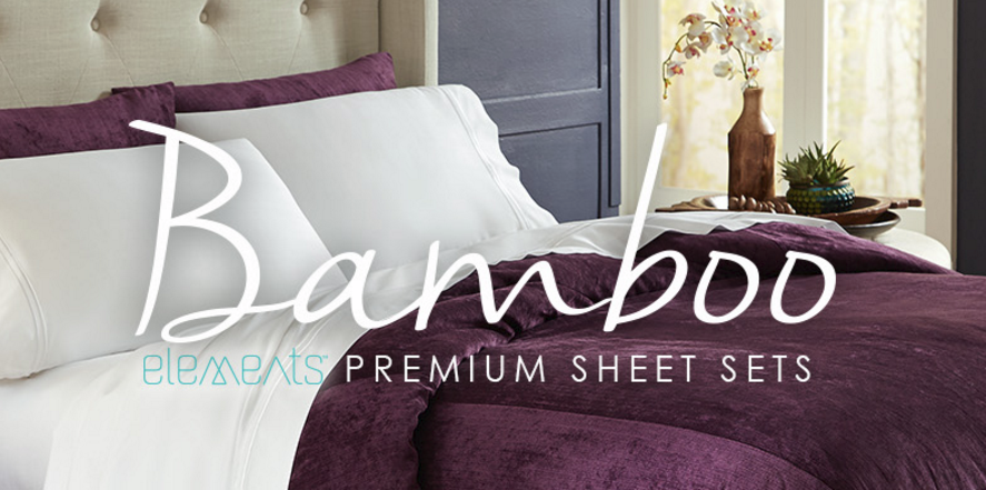 Purecare Bamboo Bed Sheets