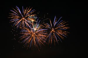 Fireworks on the 4th of July can cause restless sleep