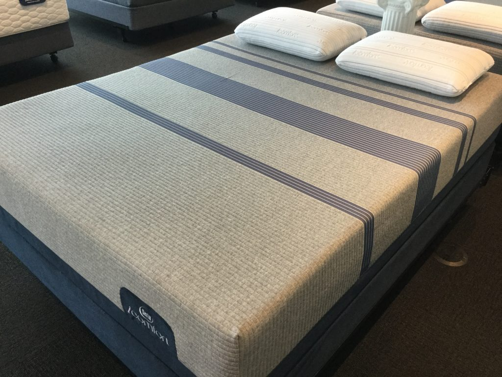 New iComfort mattress from Serta available at Best Mattress