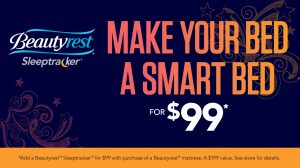 Beautyrest Sleep Tracker in Las Vegas and St. George Utah