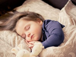 Sleeping is vital to better health and wellness