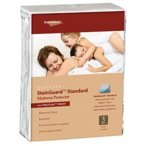 Purecare Stainguard Mattress Protector at Best Mattress in Las Vegas and St. George
