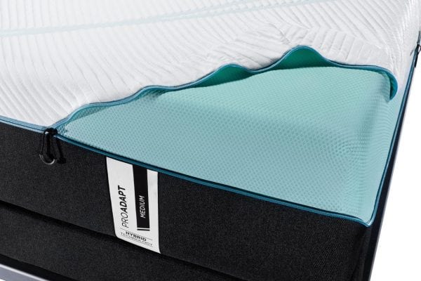 Tempur Pedic Pro Adapt Medium Hybrid Best Mattress