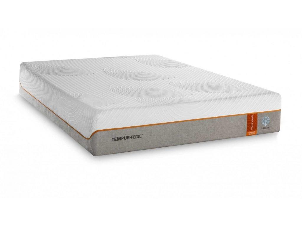 a Tempur-pedic mattress available at best mattress in Las Vegas, Mesquite & St. George, Utah.