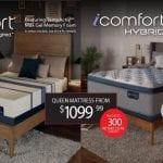 icomfort and icomfort hybrid