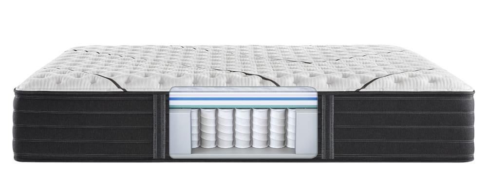 Beautyrest Black L-Class Extra Firm mattress cutaway