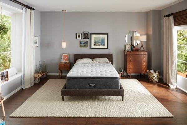 Beautyrest Bold Plush Pillow Top Mattress