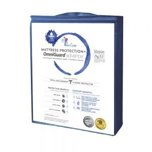 OmniGuard Total Encasement Mattress Protector