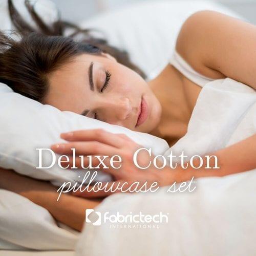 100 Cotton Pillowcase Set Best Mattress