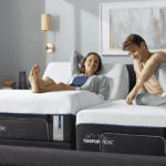Tempur-Pedic Dual Adjustable King Bed