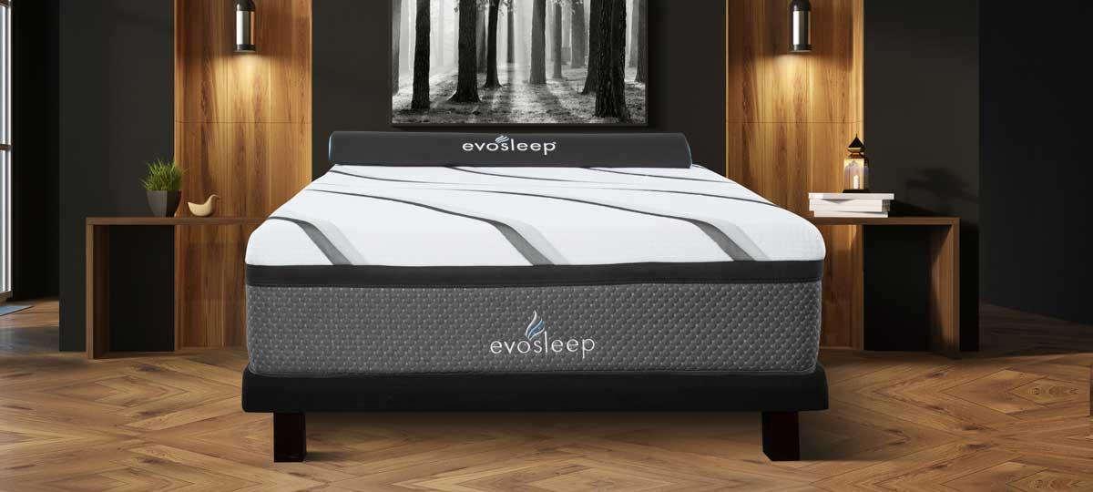 Sherwood Bedding - EvoSleep mattress