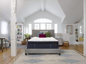 Stearns and Foster Hurston Pillow Top Mattress