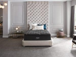 Beautyrest Black C-Class Plush Pillow Top Mattress