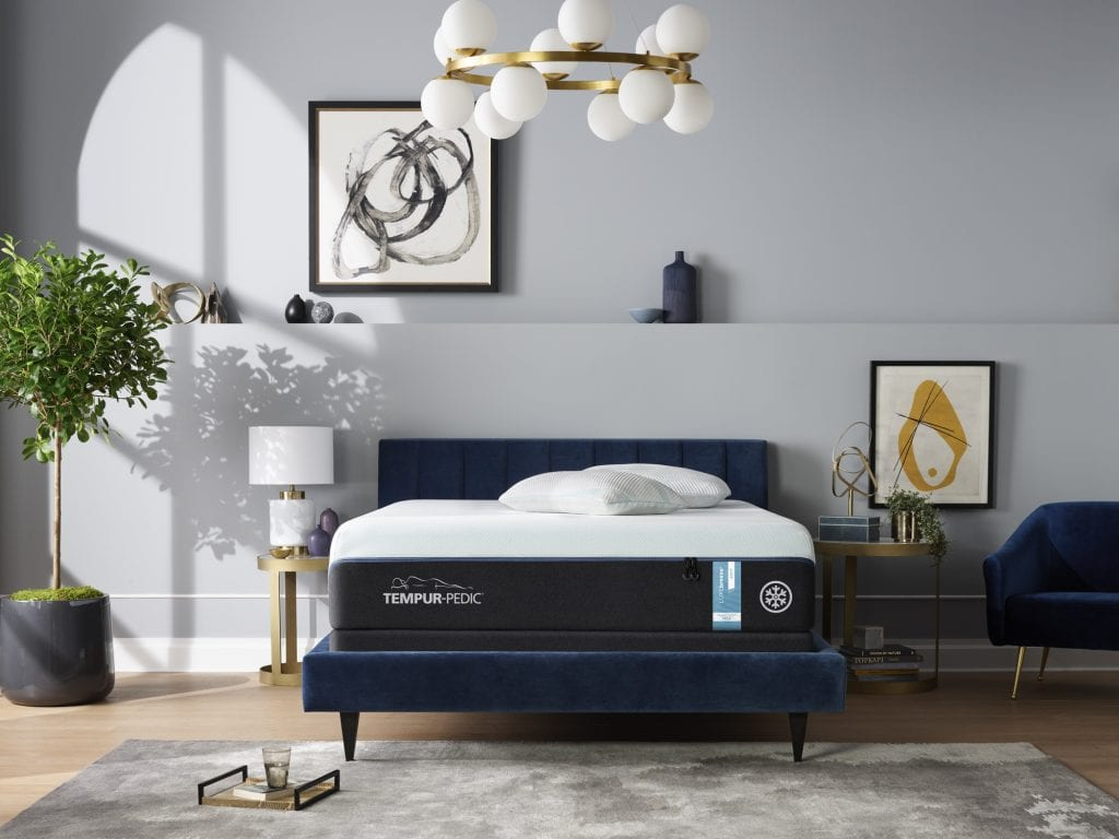 Luxe-Breeze Soft Queen-size Bed