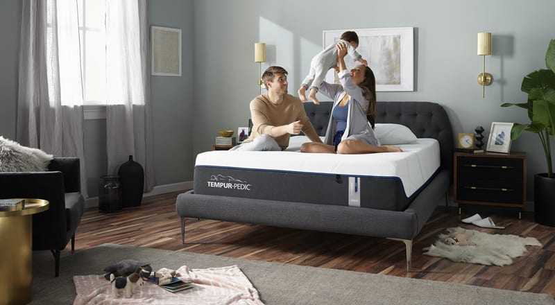 Tempur-Luxe Adapt Best Mattress