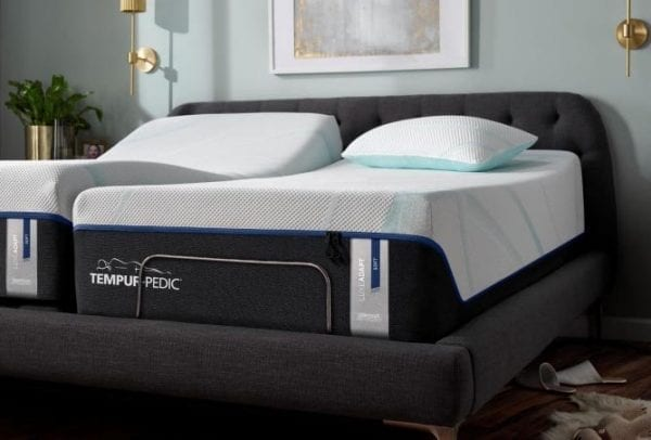 Tempur-Luxe Adapt double twin mattresses