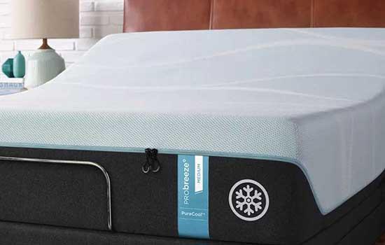 Tempur-Pedic Pro Breeze mattress