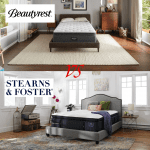 Beautyrest vs Stearns and Foster