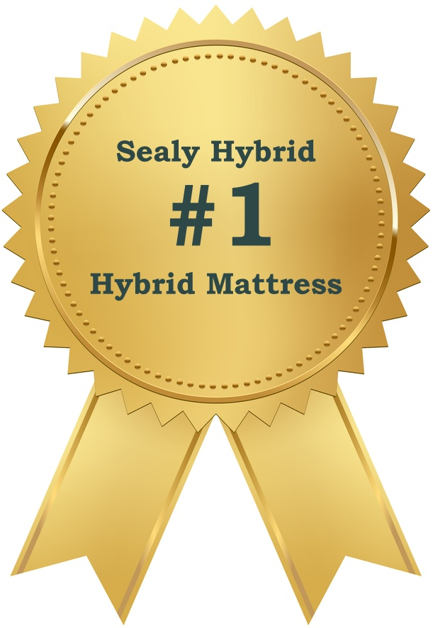 Sealy Hybrid #1 Hybrid Mattress