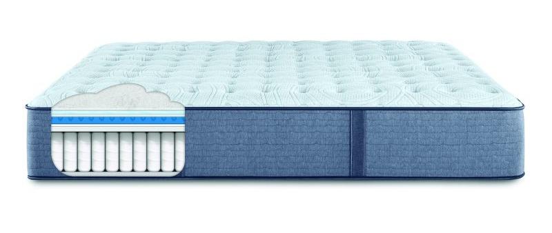 Serta Night Excellence Extra Firm mattress cutaway