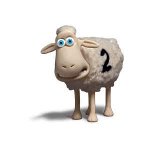 Serta Sheep #2 - The Assistant