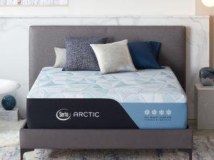 Serta Arctic Premier Memory Foam mattress